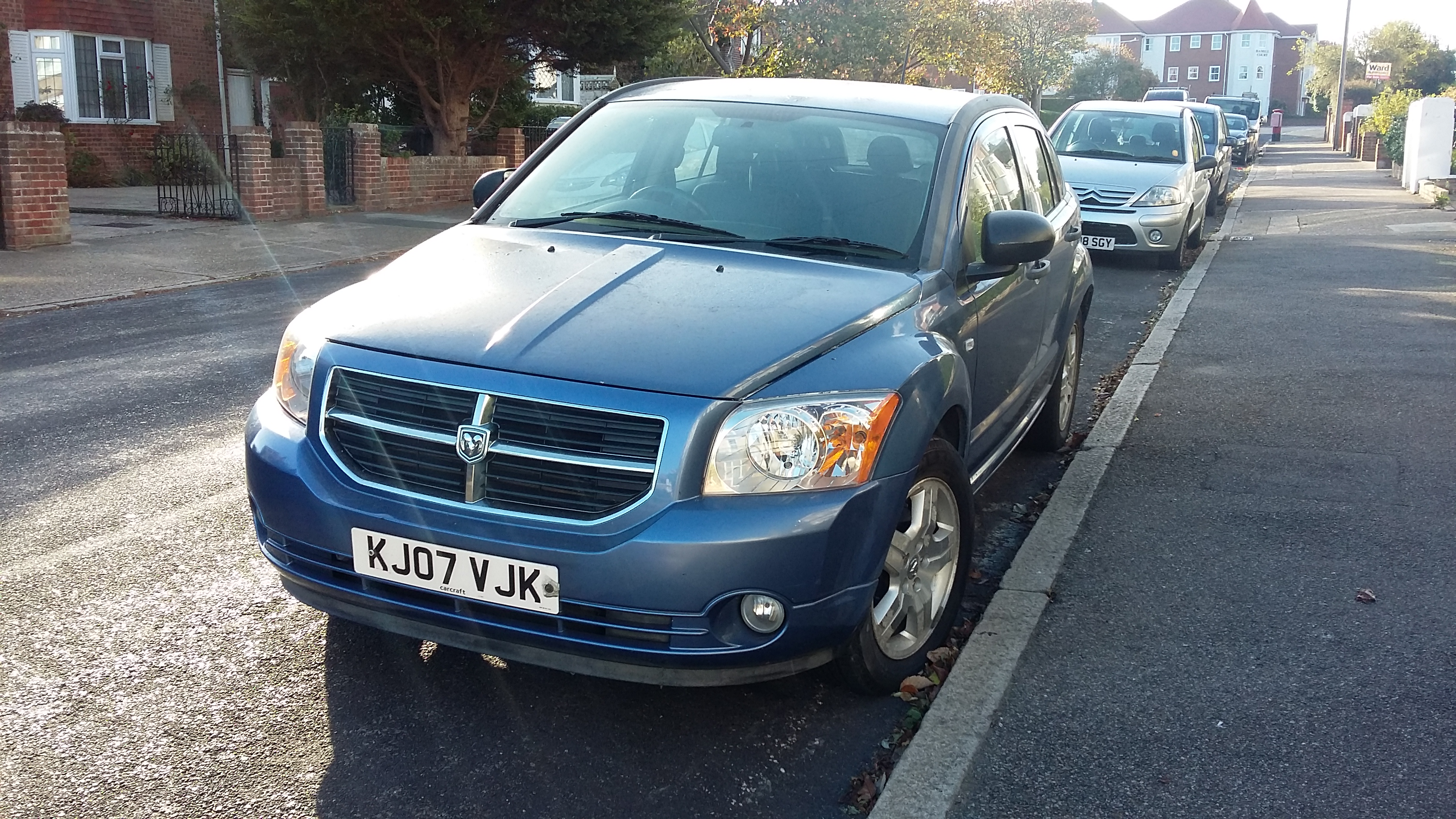 Sold Dodge Caliber 1.9Litres Diesel Manual Rare, fully serviced, New MOT  reduced to