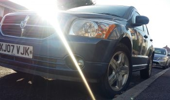 Sold Dodge Caliber 1.9Litres Diesel Manual Rare, fully serviced, New MOT reduced to £1895 full