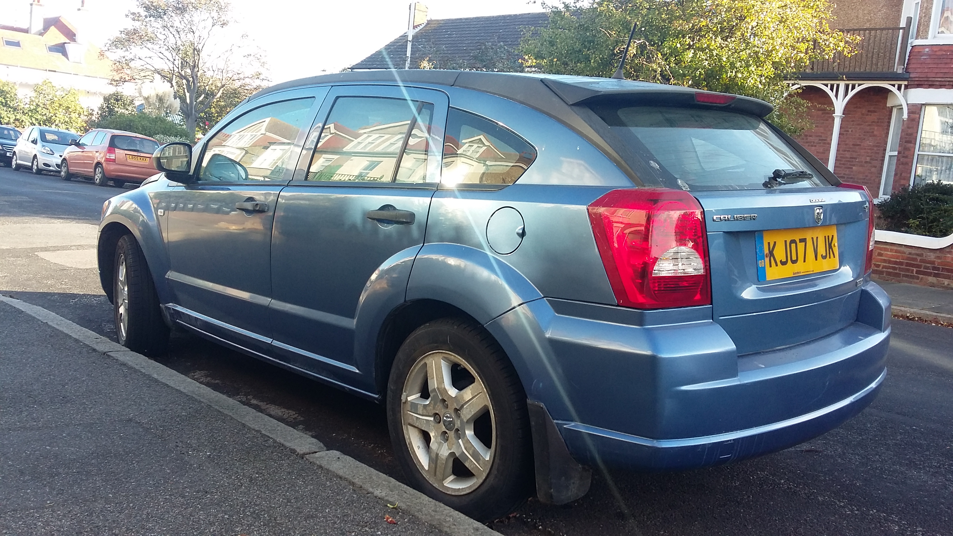 Sold Dodge Caliber 1 9litres Diesel Manual Rare Fully