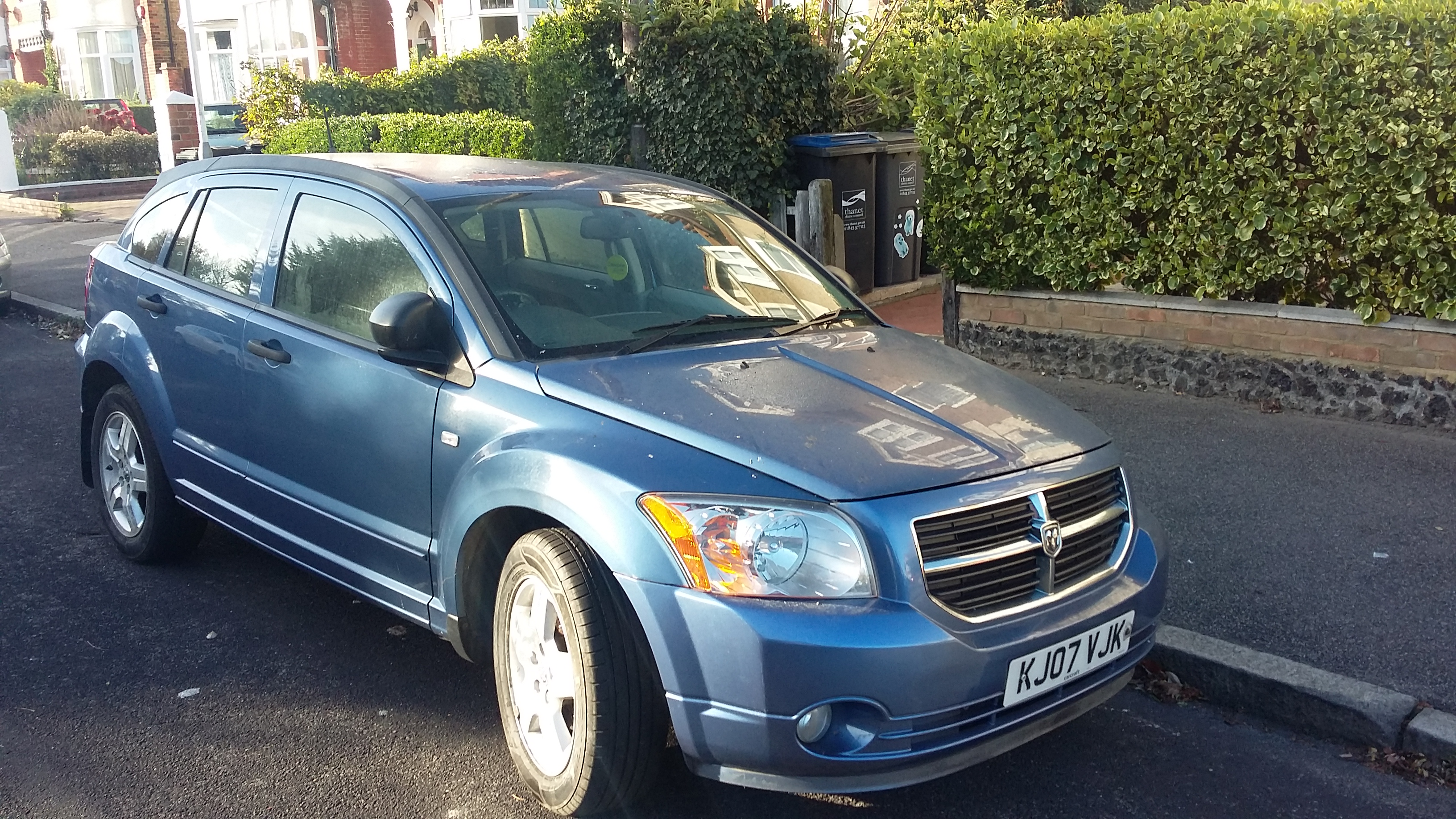 Sold Dodge Caliber 1.9Litres Diesel Manual Rare, fully serviced, New MOT  reduced to £1895