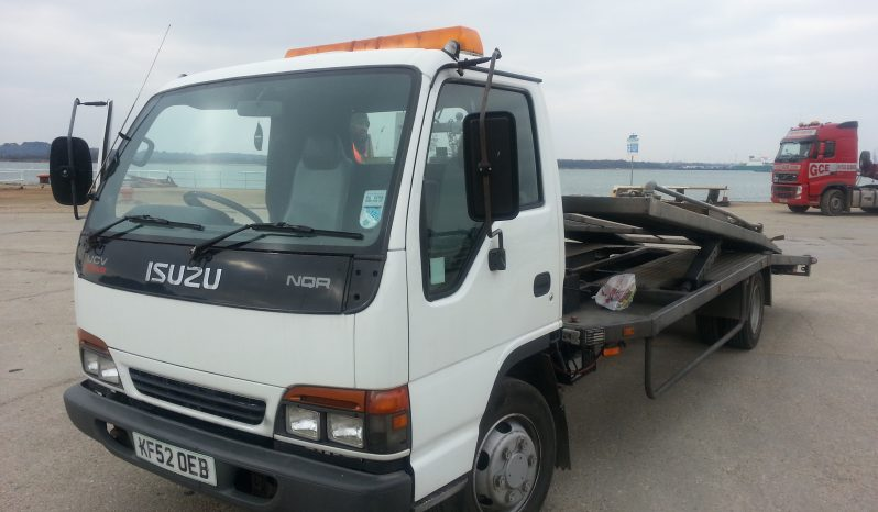 MITSUBISHI CANTER Recovery Truck. SOLD AND EXPORTED full