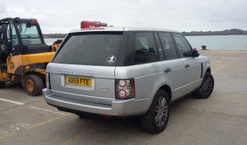 Sold and Exported Range Rover Vogue full