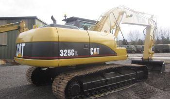 Caterpillar Tracked Excavator 325 CL for Sale for £49995 full