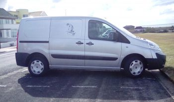 SOLD – FIAT SCUDO YEAR 2007 IN GOOD CONDITION READY TO WORK £2800 full