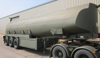 Thompson PT44/3 tri axle 32,000 litre tanker trailers, 5 Compartments full