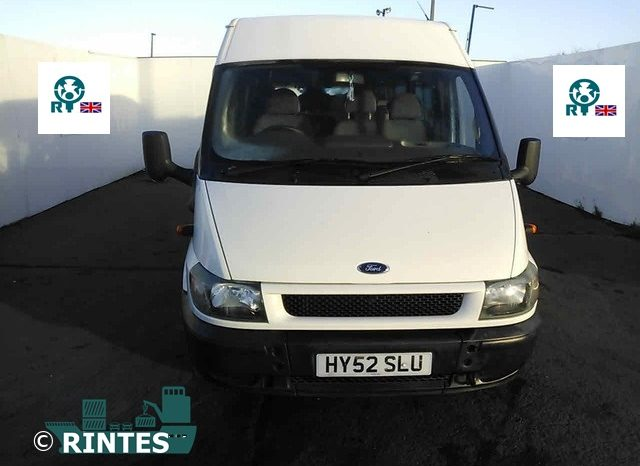2002/52 FORD TRANSIT 2402cc 17 SEATER MINIBUS INGREAT CONDITION AND VERY CLEAN ONLY £2895 full