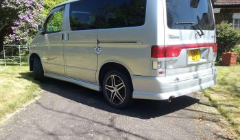 MAZDA BONGO V6 2.5L AERO SOLD – FRIENDEE AUTOMATIC 8 SEATER VAN W/CAMPING TABLE VERY LOW MILEAGE £5995 full
